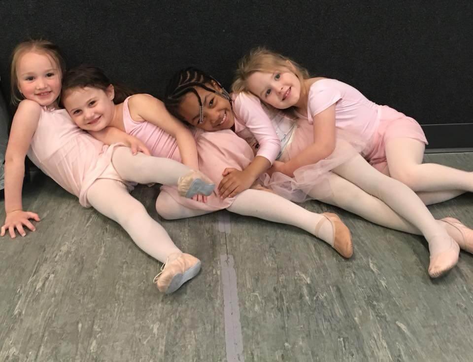 Dance studio in bluffton