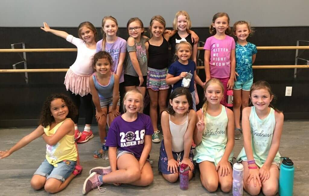 dance studio in bluffton