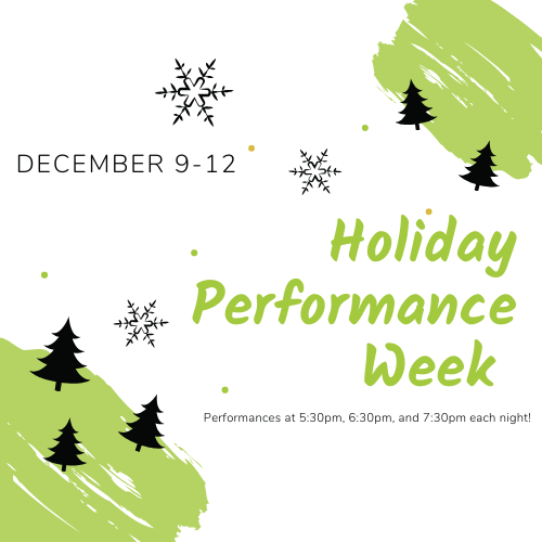 Copy of Holiday Performance