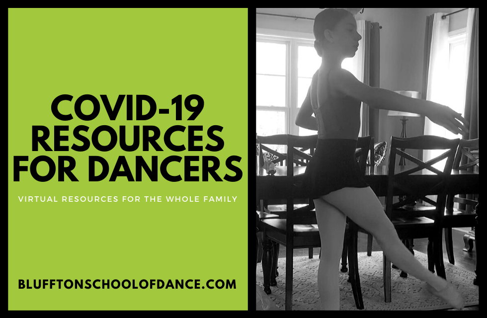 COVID-19 Resources for Dancers