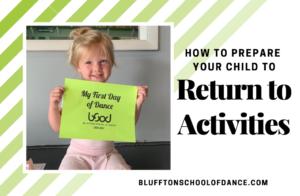return to activities